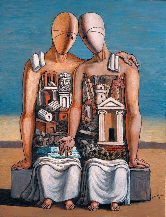 Obra de Giorgio de Chirico