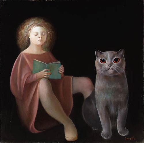 Pintura de Leonor Fini