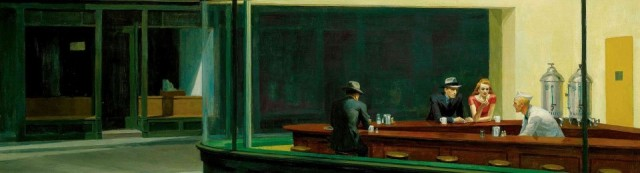 Art by Edward Hopper