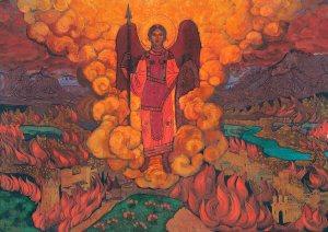 Arte de Nicholas Roerich
