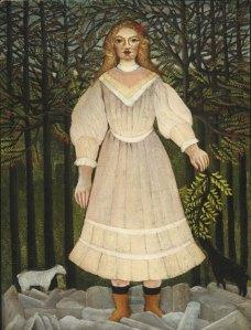 Pintura de Henri Rousseau