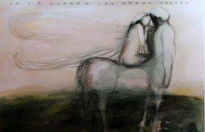 Pintura de Cándida Rodríguez