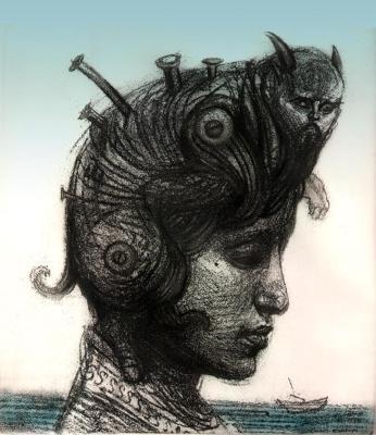 Obra de Roberto Fabelo