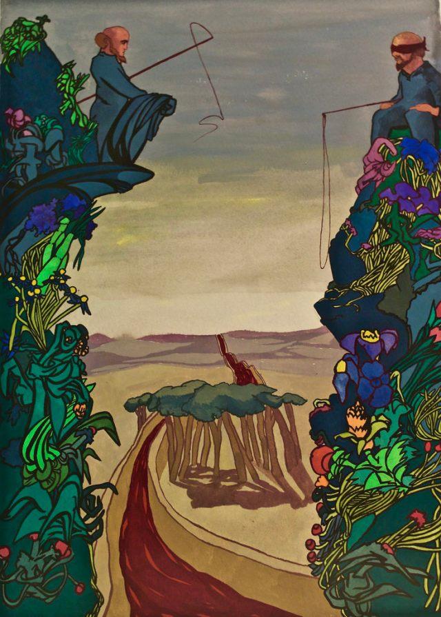 Pintura de Paula Rego